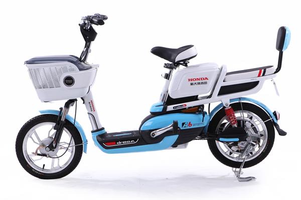 Những điểm nổi bật của xe đạp điện Honda A6