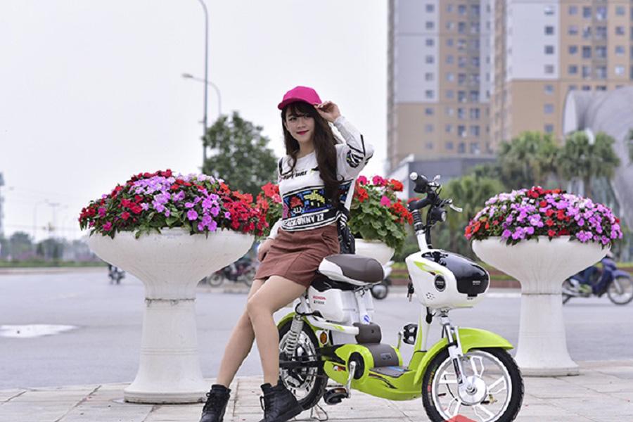 Xe điện Honda M6 nhập khẩu chính hãng
