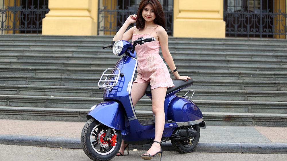 Có nên mua xe máy điện Milan 2S?