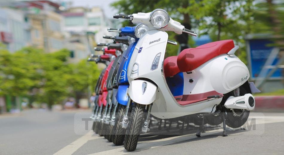 Xe máy điện Roma S – mang đến sự hoàn hảo cho người dùng