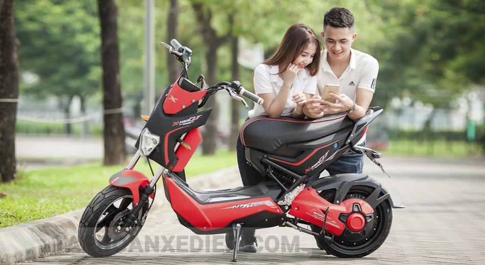 Nên lựa chọn xe đạp điện hay xe máy điện?